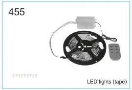 LED lights (tape)