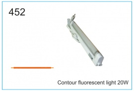 Contour fluorescent light 20W