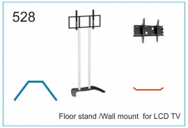 Floor stand Wall mount  for LCD TV