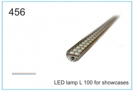 LED lamp L 100 for showcases